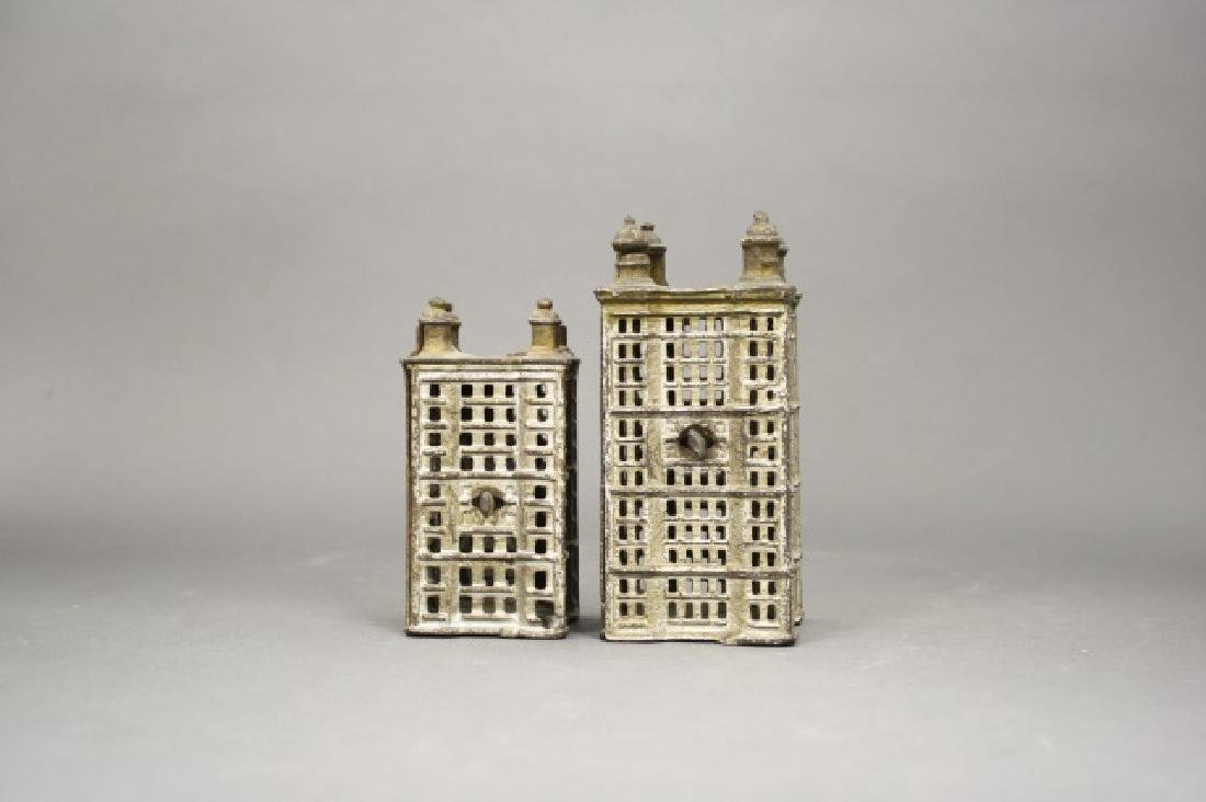 Lot: Two Skyscraper Banks - 2
