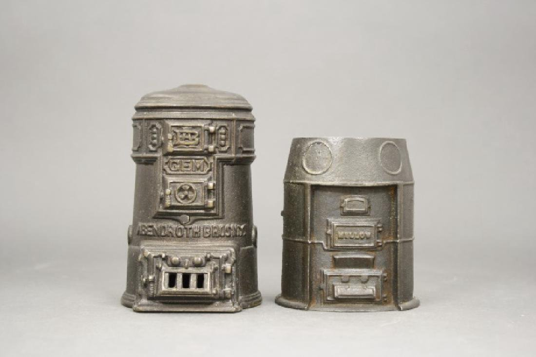 Lot: Two Stoves