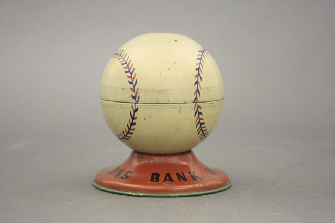 World Champions Baseball Bank - 2