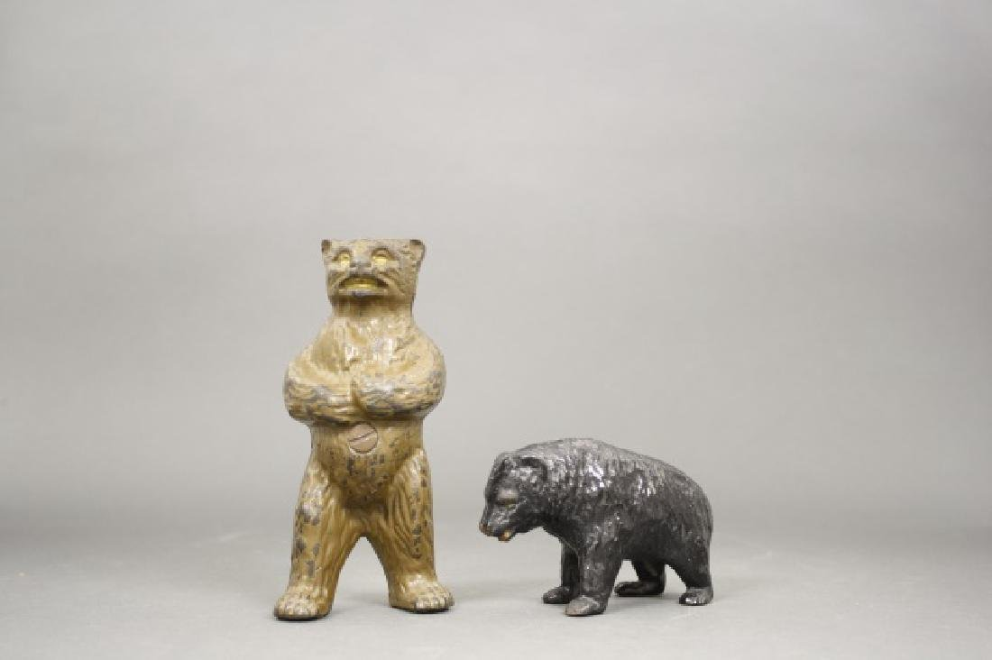 Lot: Two Bears