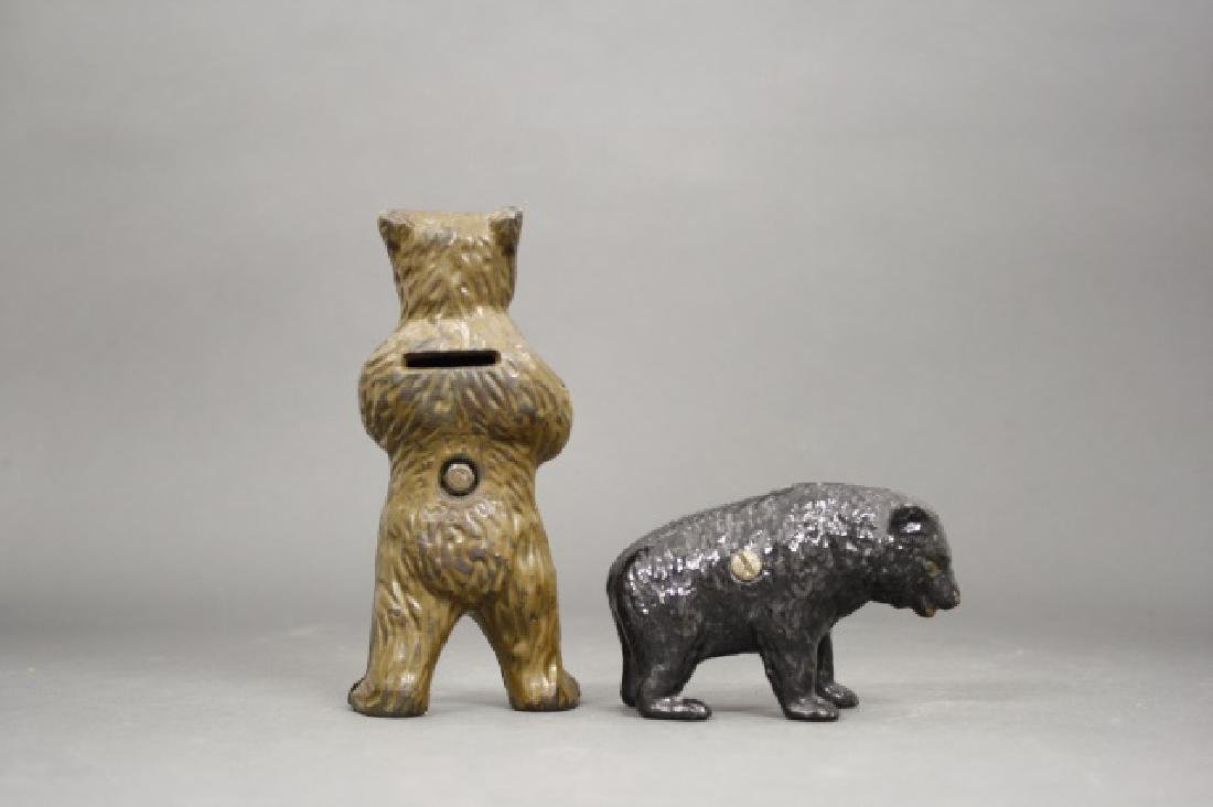 Lot: Two Bears - 2