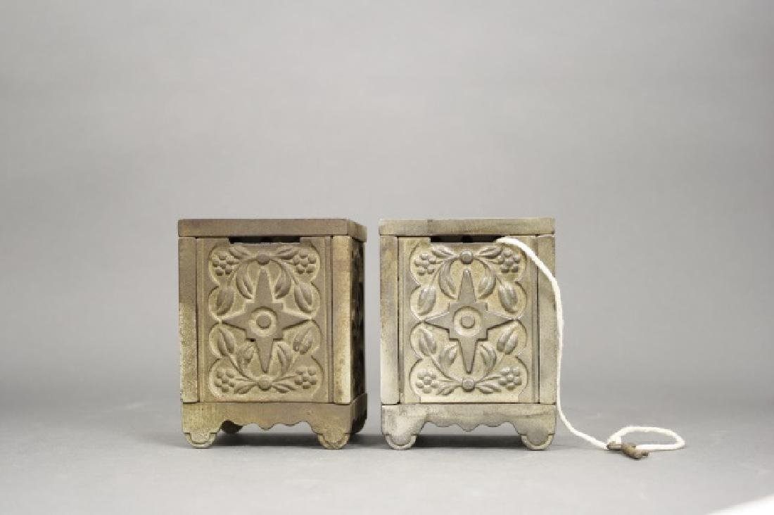 Lot: Two Key Lock Safes - 2