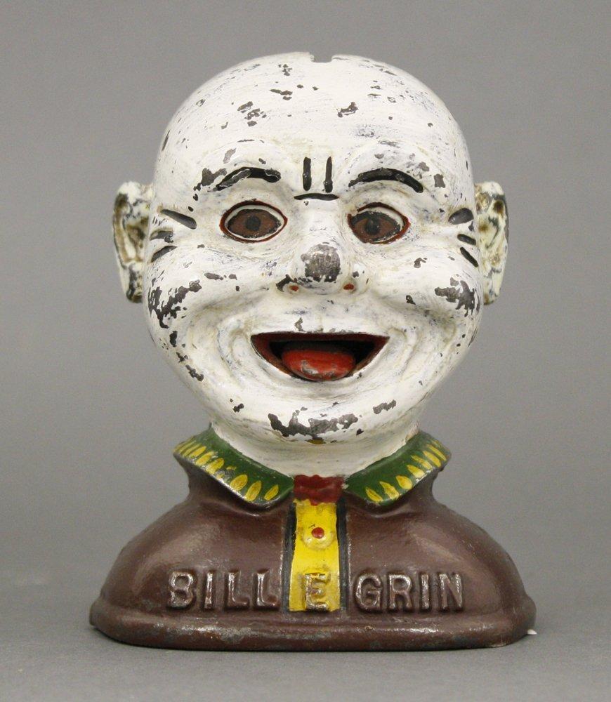 Bill E. Grin Mechanical Bank