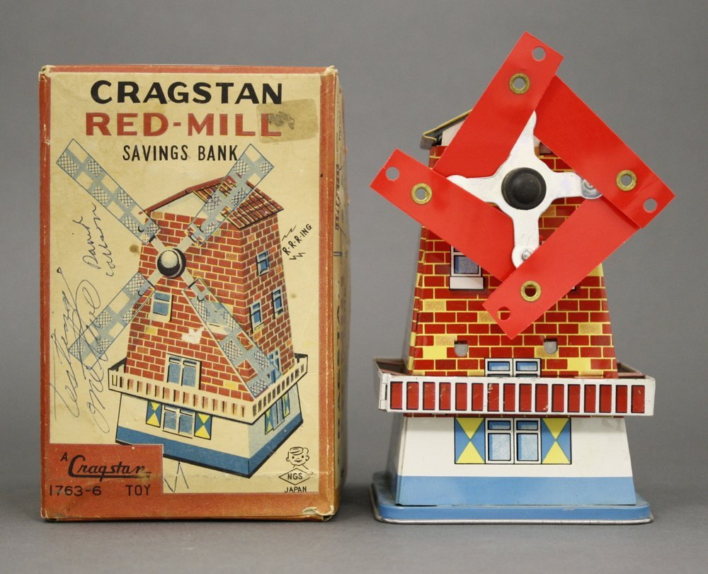 Cragstan Red-Mill Savings Bank