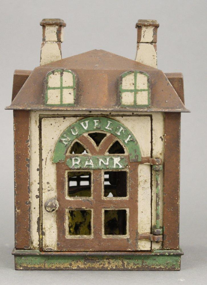 Novelty Mechanical Bank