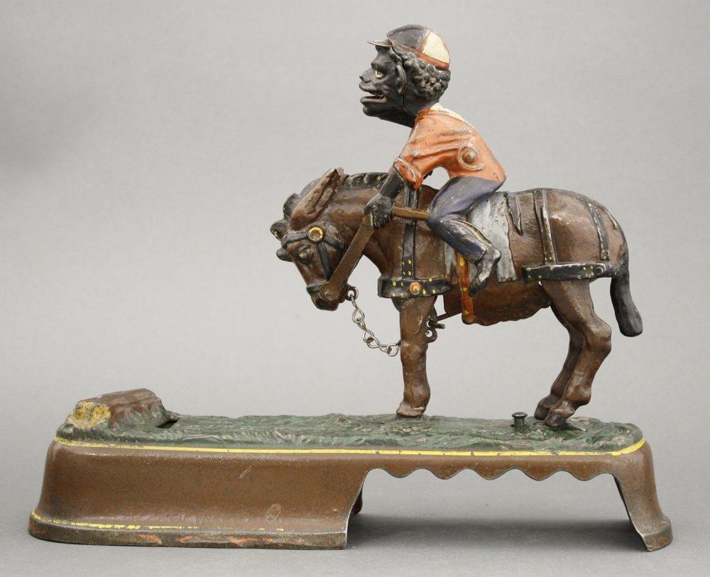 I Always Did Spise' a Mule, Jockey Version