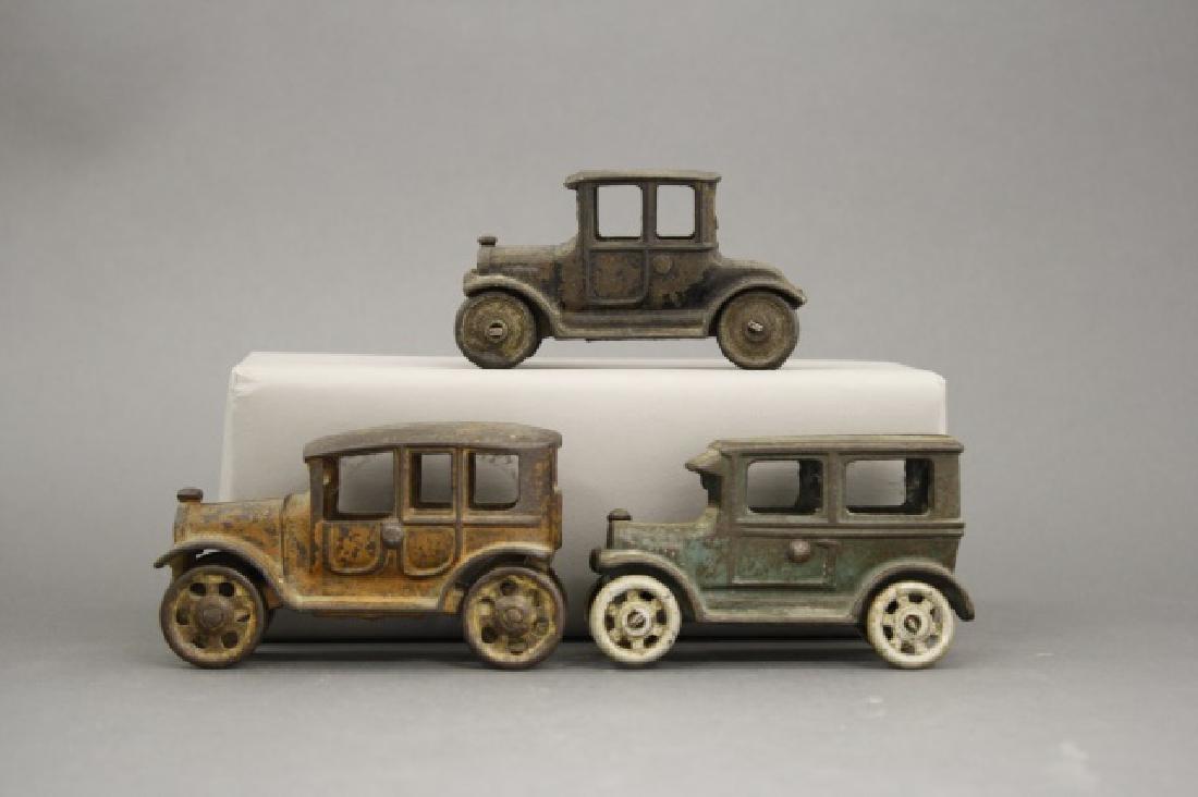 Lot: Three Autos
