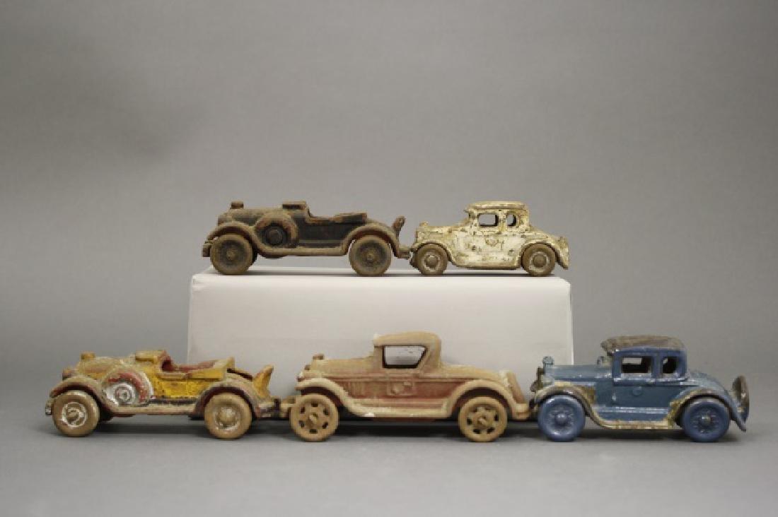 Lot: Five Autos