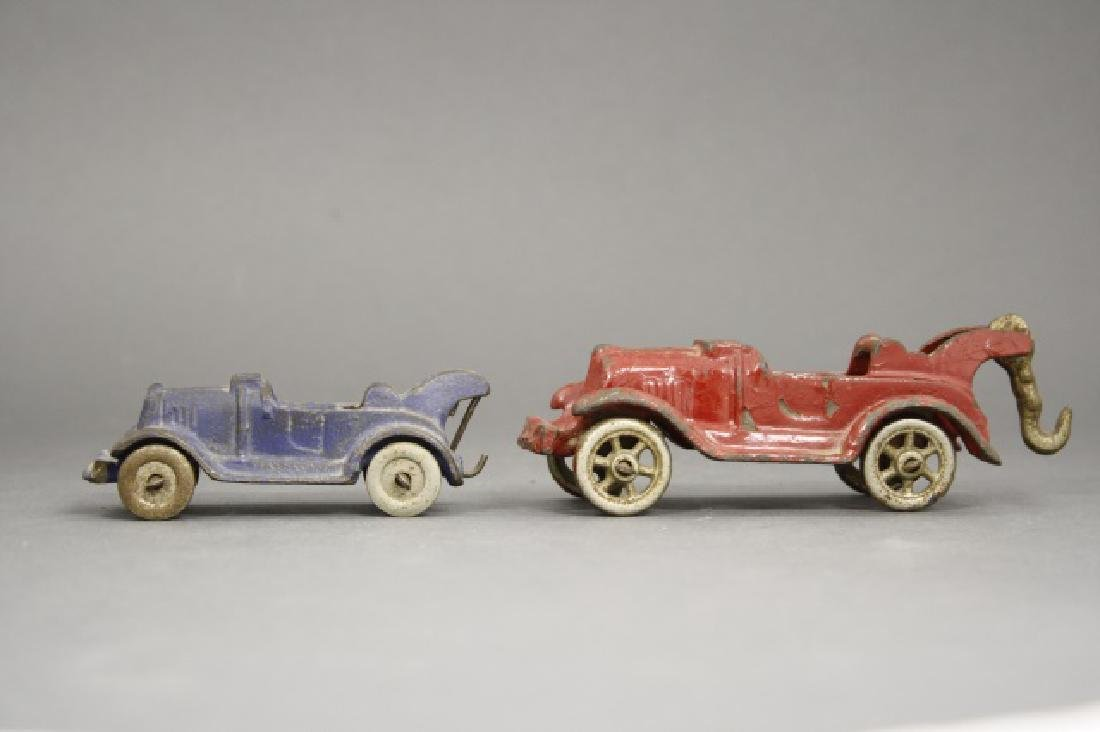 Lot: Two Tow Trucks