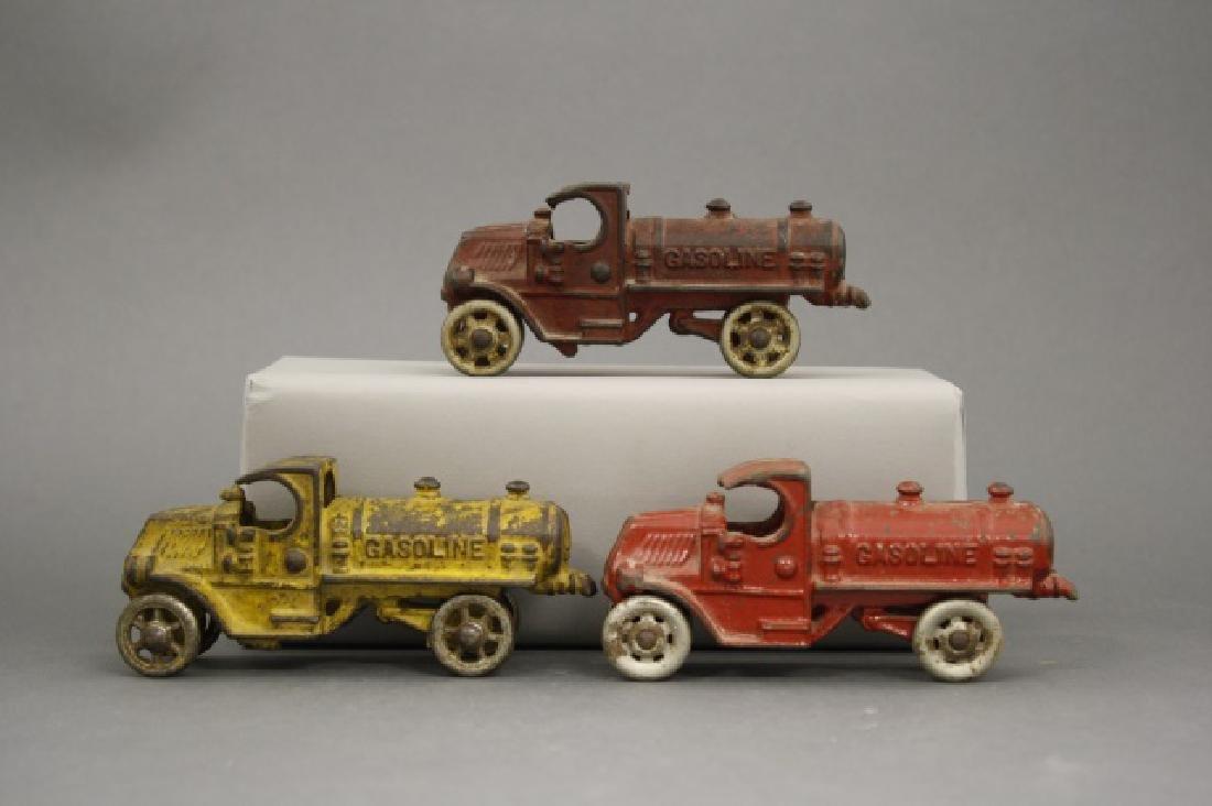 Lot: Three Gasoline Trucks
