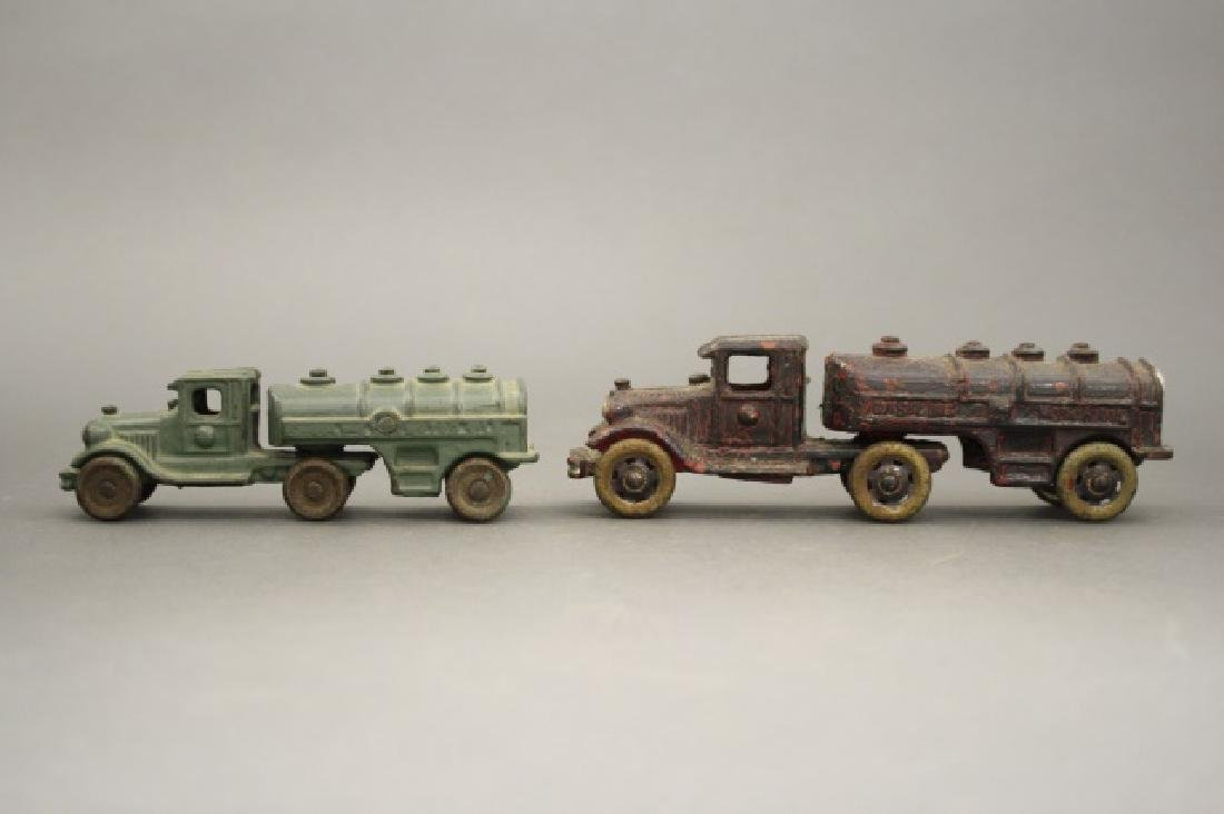 Lot: Two Gasoline Trucks