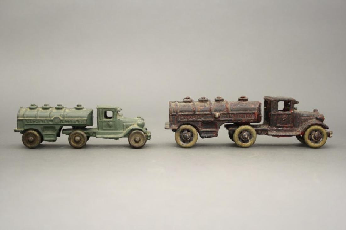 Lot: Two Gasoline Trucks - 2
