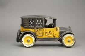 Yellow Cab Still Bank