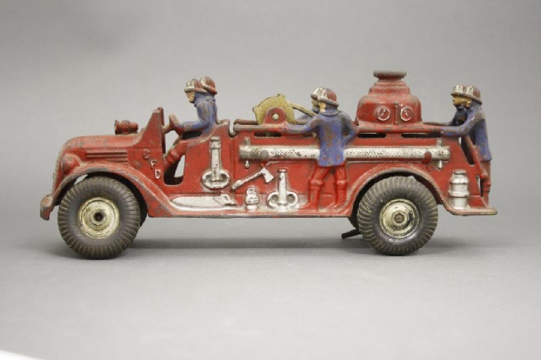 Fire Pumper
