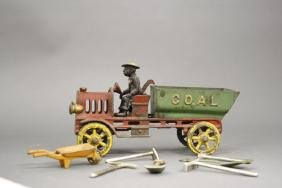 Early Coal Wagon