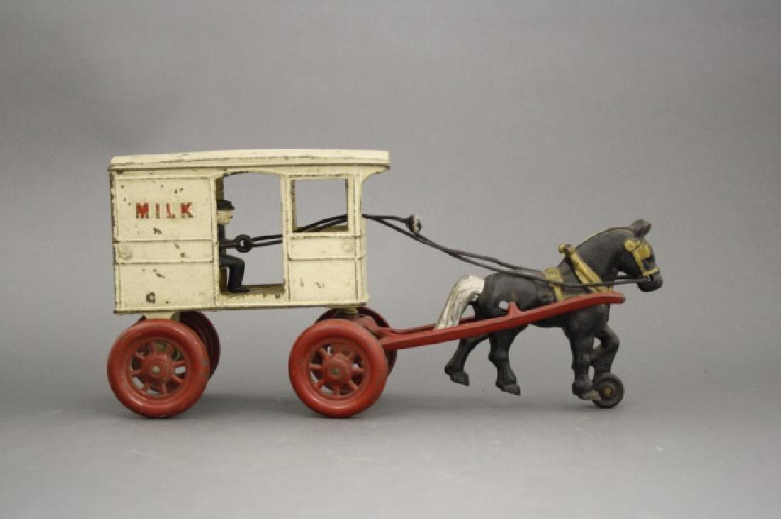 Milk Wagon - 2