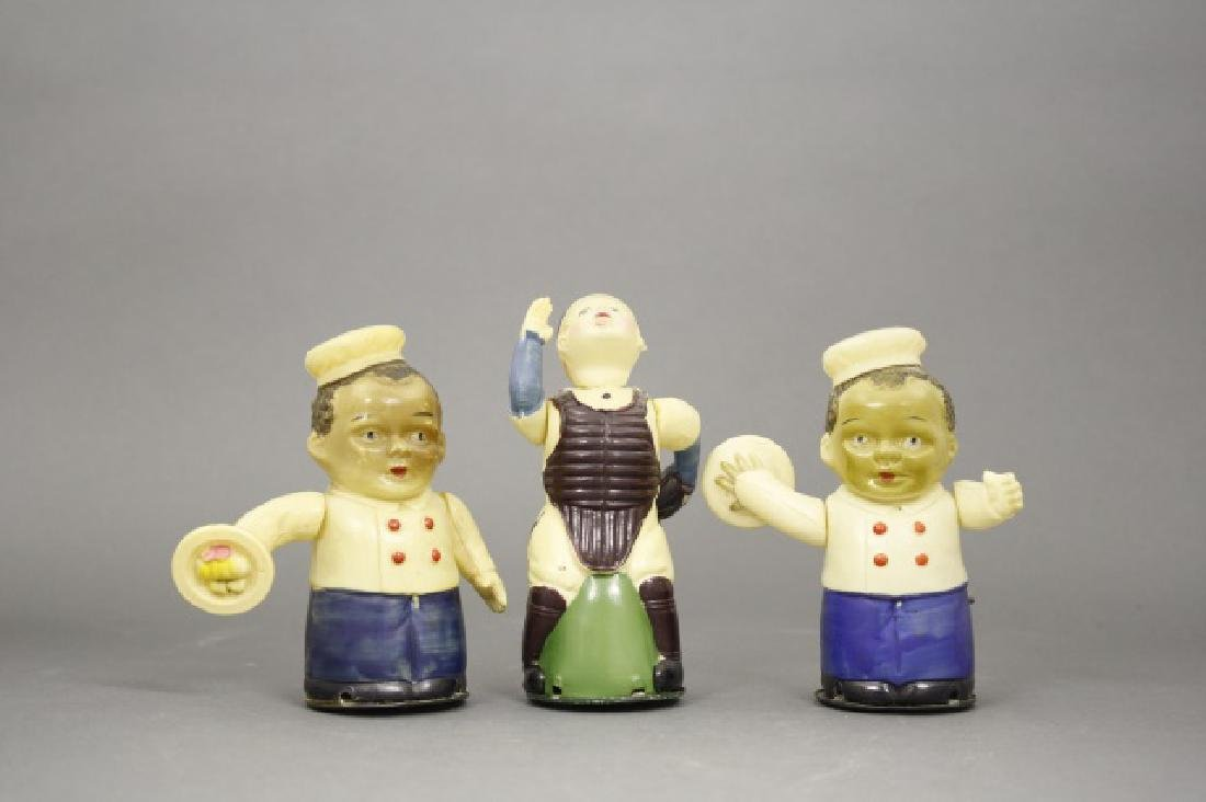 Lot: Two Chefs and a Catcher