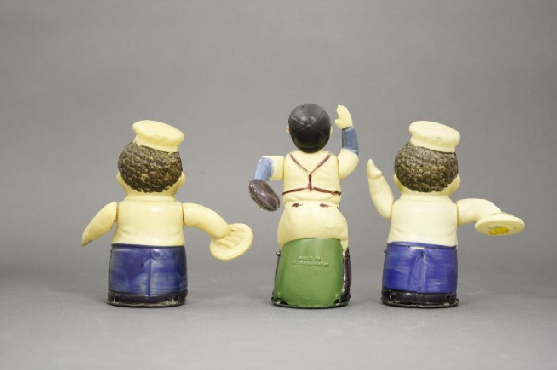Lot: Two Chefs and a Catcher - 2