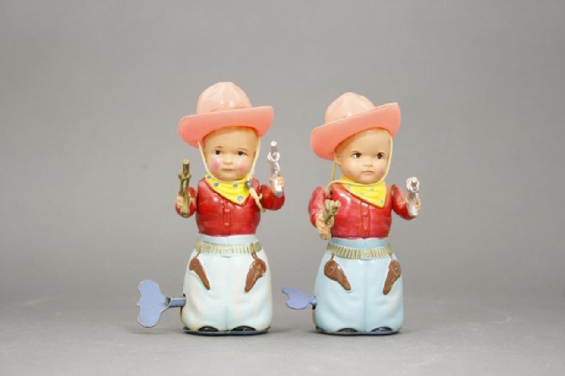 Lot: Two Cowboys