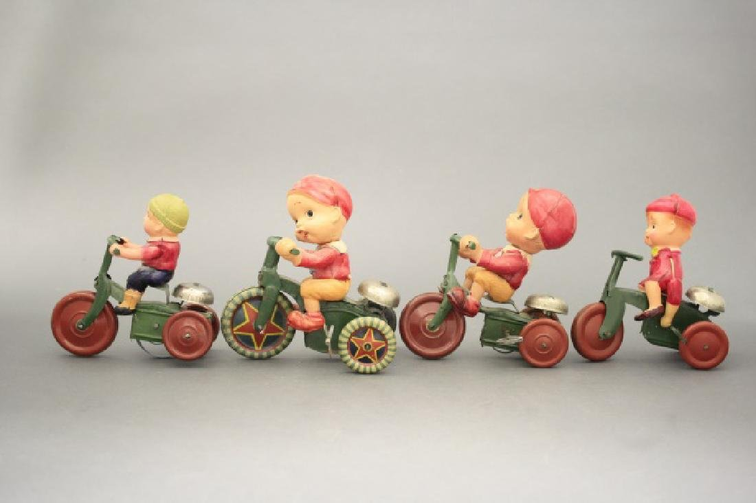 Lot: Four Tricycles - 2