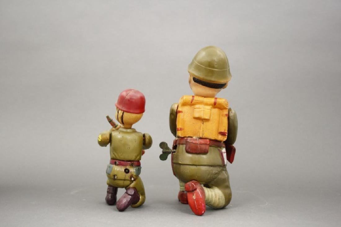 Lot: Two Soldiers - 2