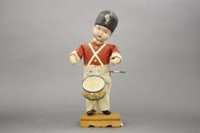 British Drummer