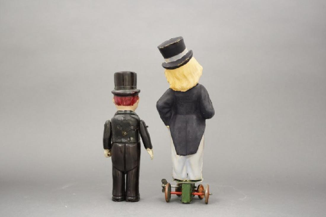 Lot: Charlie McCarthy, Young Dandy - 2