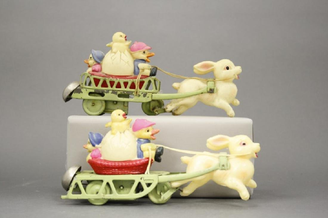 Lot: Two Easter Parade Toys - 2