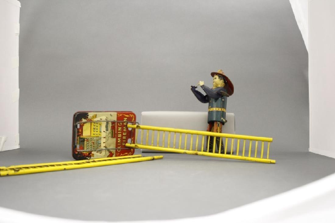 Climbing Fireman