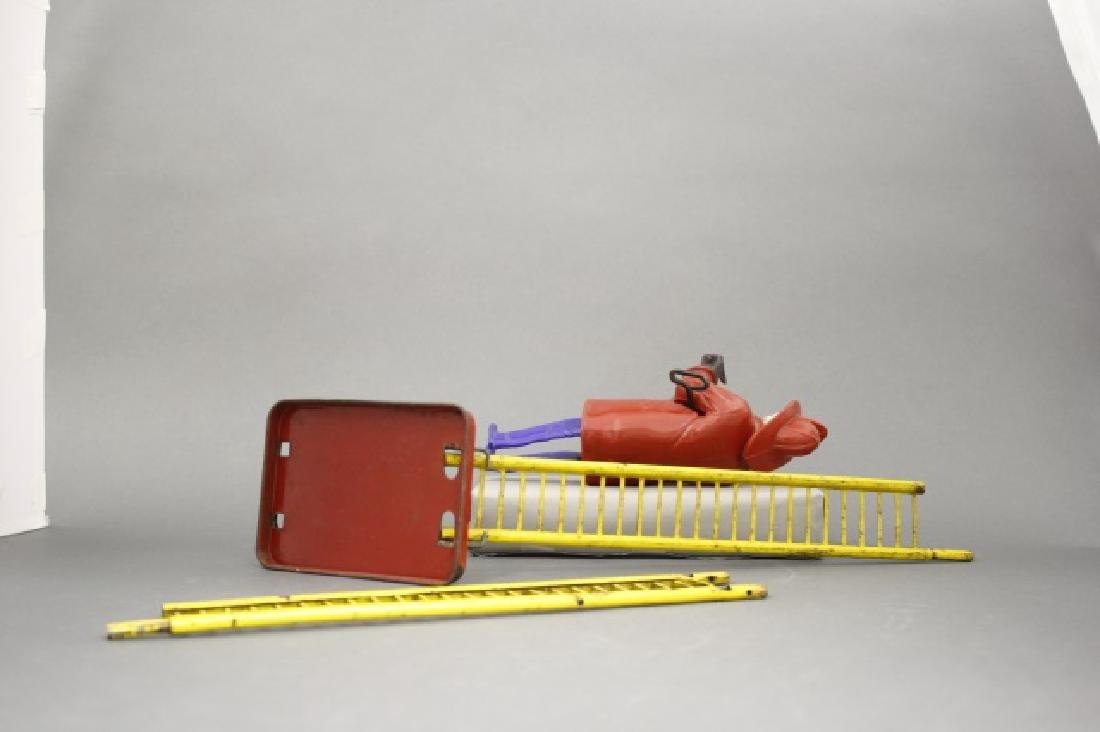 Climbing Fireman - 2