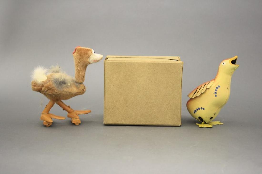 Lot: Ostrich, Bird - 2