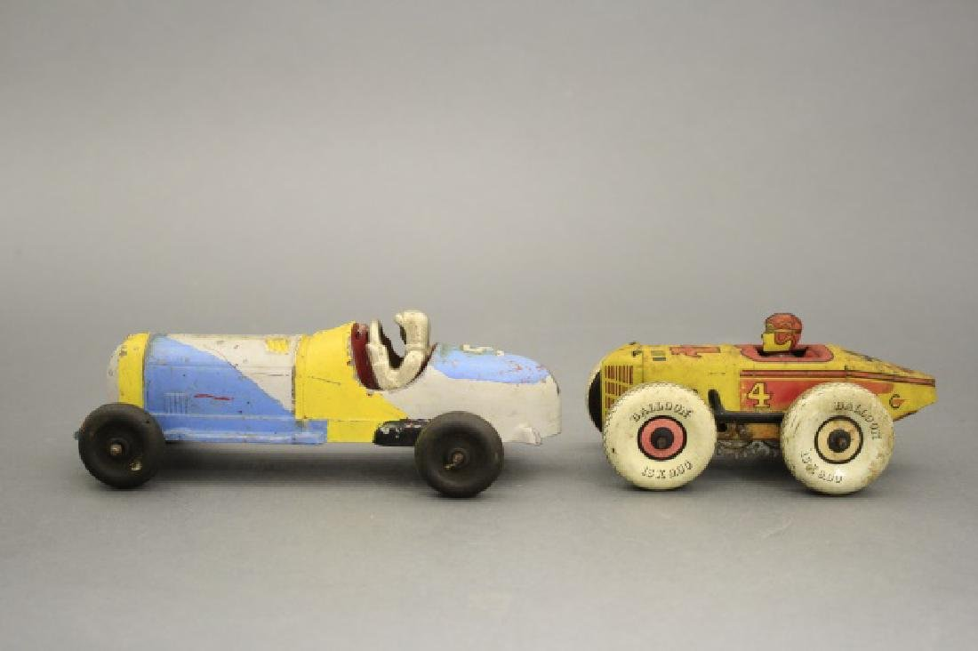 Lot: Two Race Cars