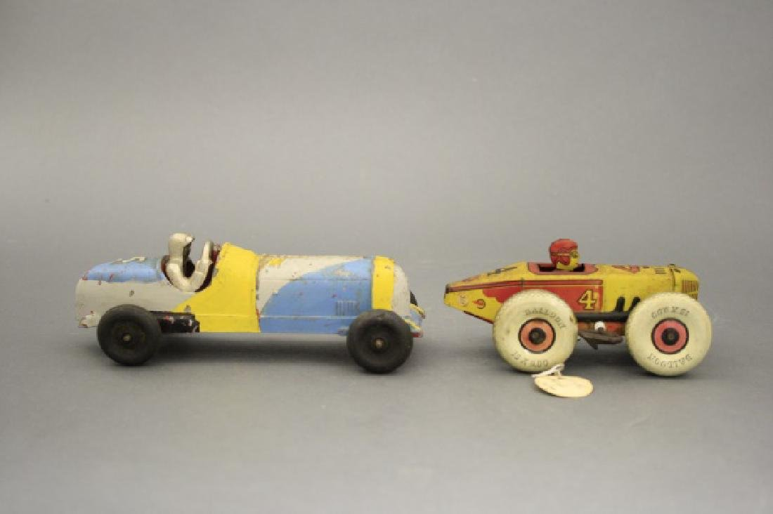 Lot: Two Race Cars - 2