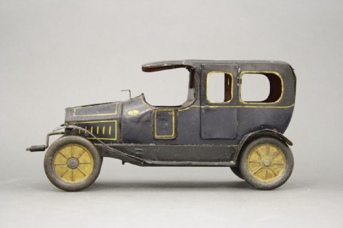 Hess Mobile Sedan