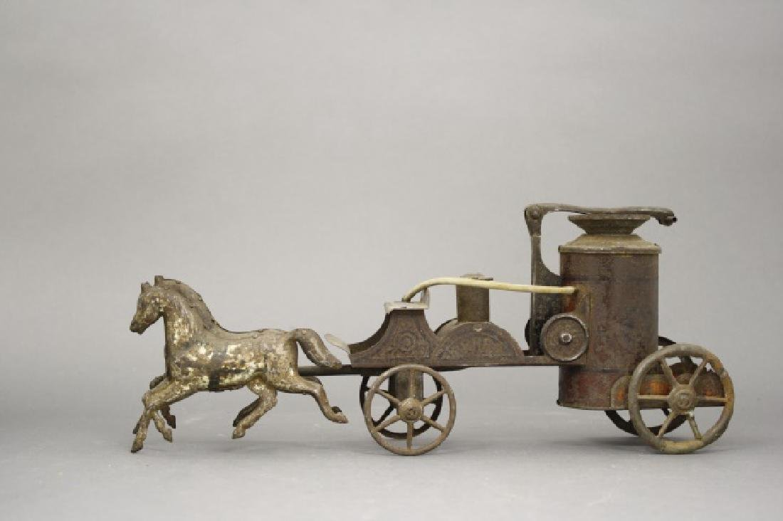 Horse Drawn Pumper - 2