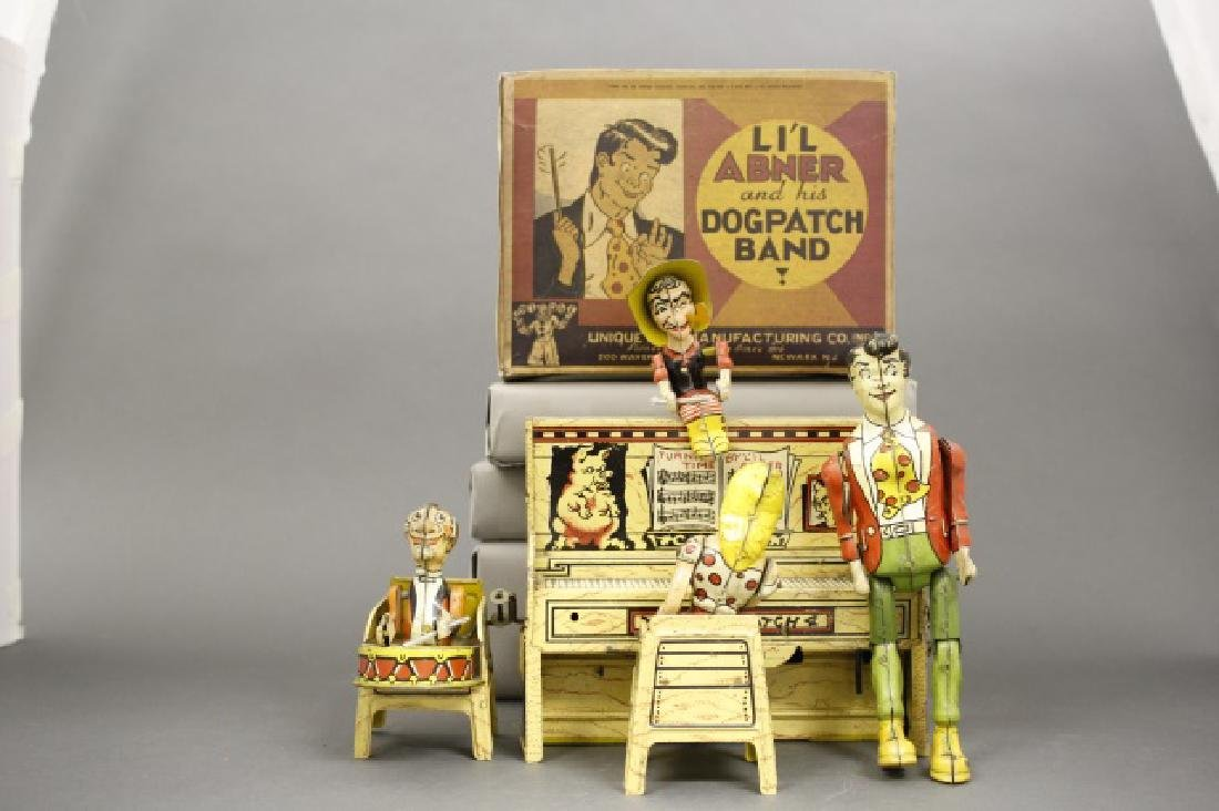 Lil Abner Dogpatch Band