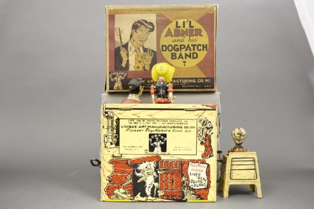 Lil Abner Dogpatch Band - 2