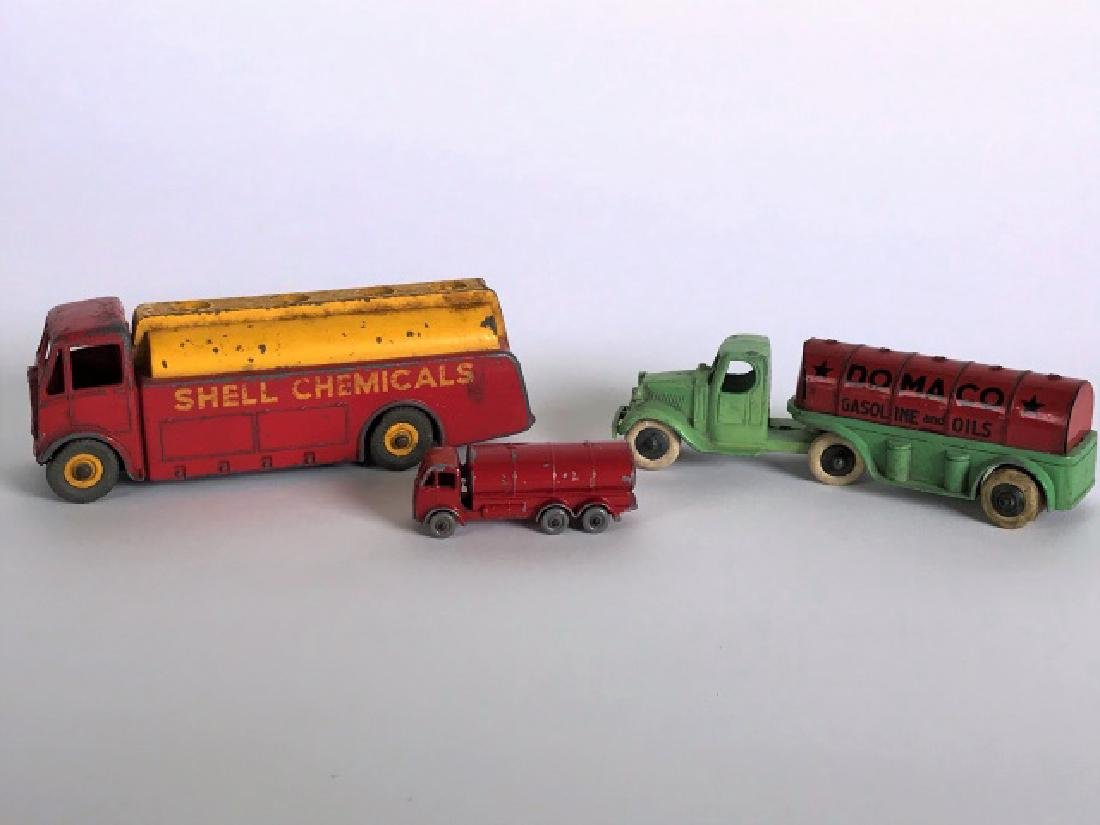 Oil Truck Assortment