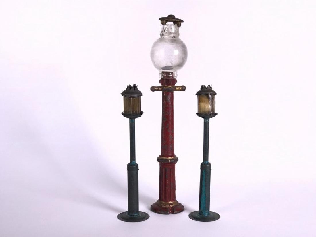 Assortment of Street Lamps