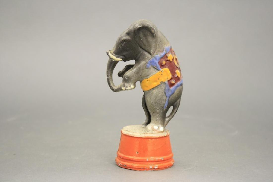 Elephant on Tub