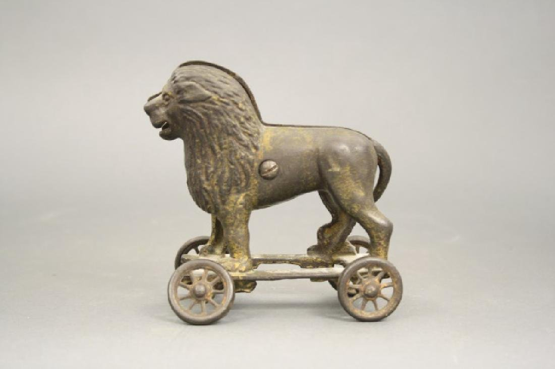 Lion on Wheels - 2