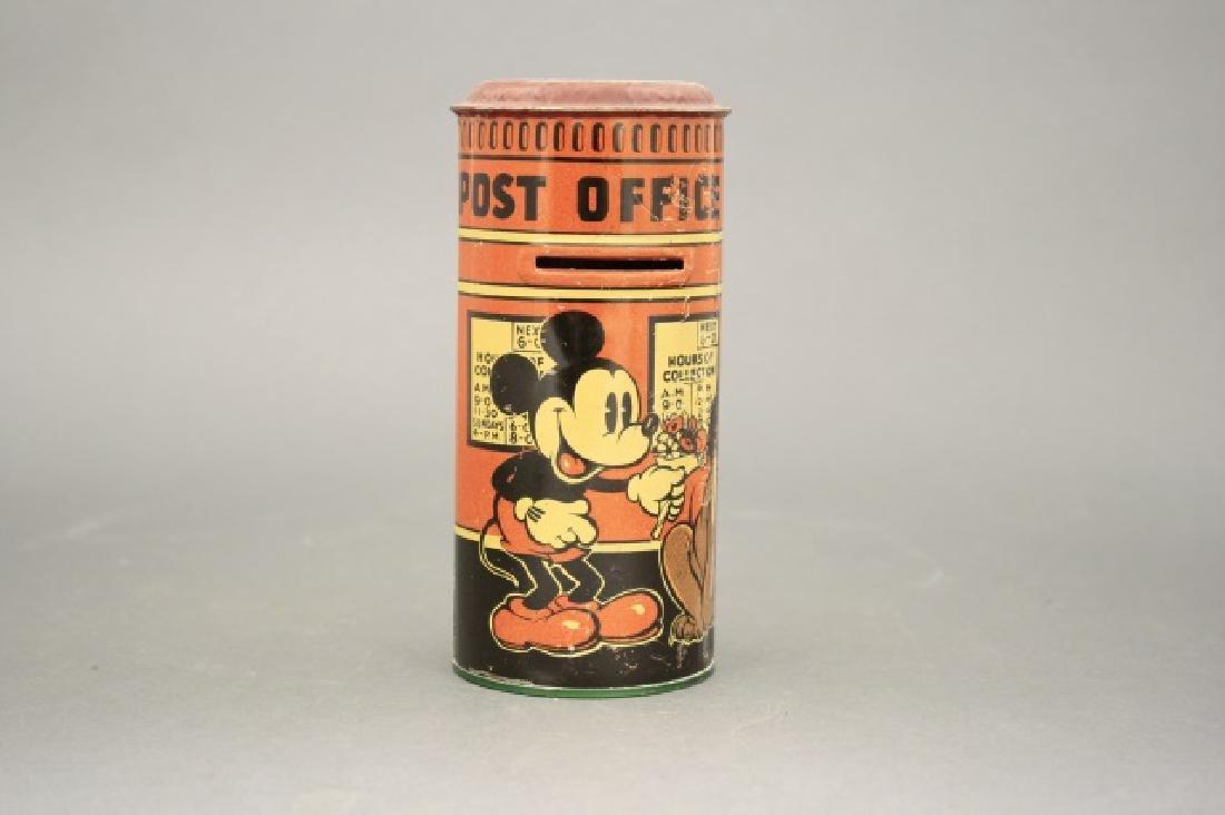 Minnie Mouse Postal Box