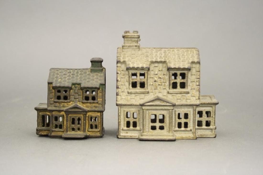 Lot: Colonial House, Large & Small