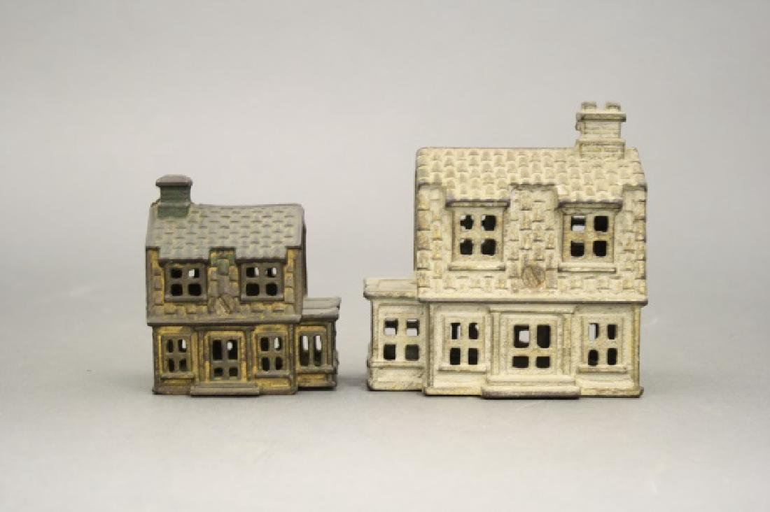 Lot: Colonial House, Large & Small - 2