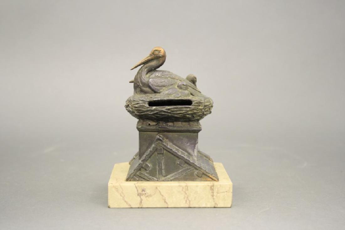 Pelican on Nest - 4
