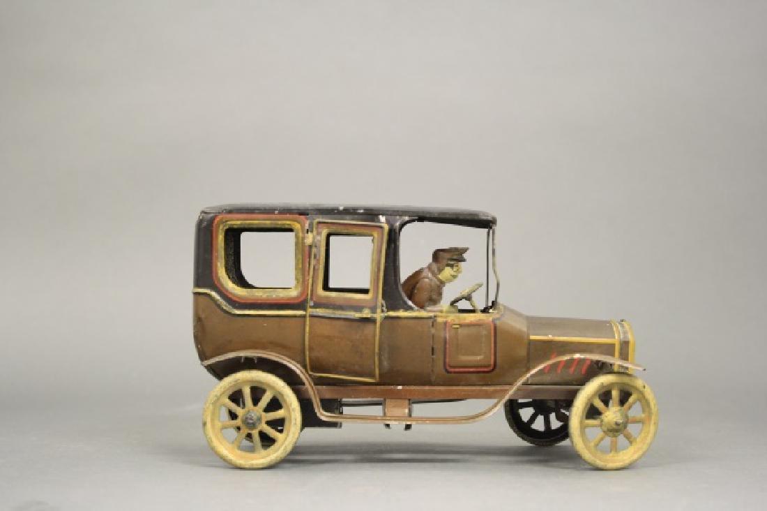 Bing Saloon Car