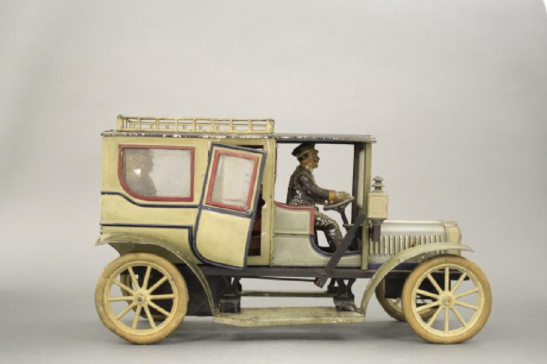Carette Sedan with Chauffeur