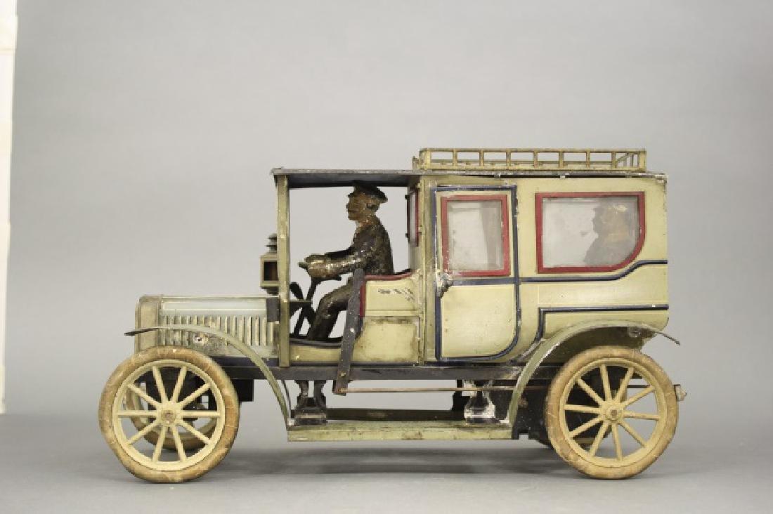 Carette Sedan with Chauffeur - 2