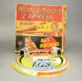 Honeymoon Express with Box