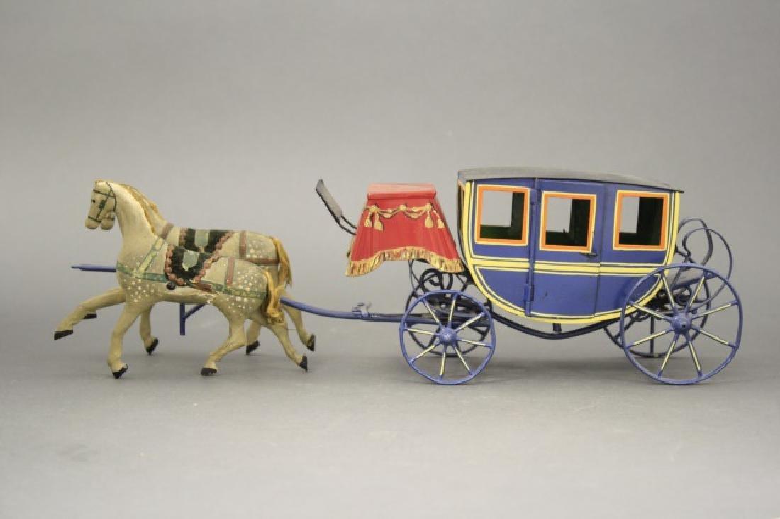 Buchner Stagecoach